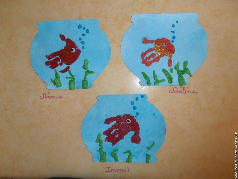 Assistante maternelle la chapelle st ursin le blog multim dia 100 facile et gratuit - Peinture main enfant ...